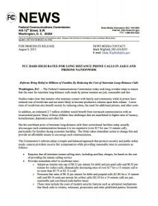 FCC Announcement DOC-322749A1